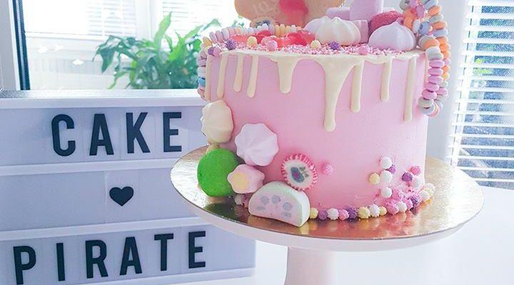 Kinderschokolade-Quark-Sahne-Torte