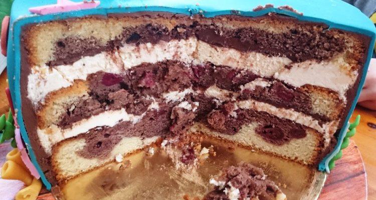 Donauwellen-Torte