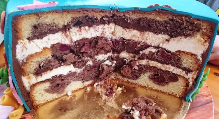Donauwellen Torte Cake Pirate