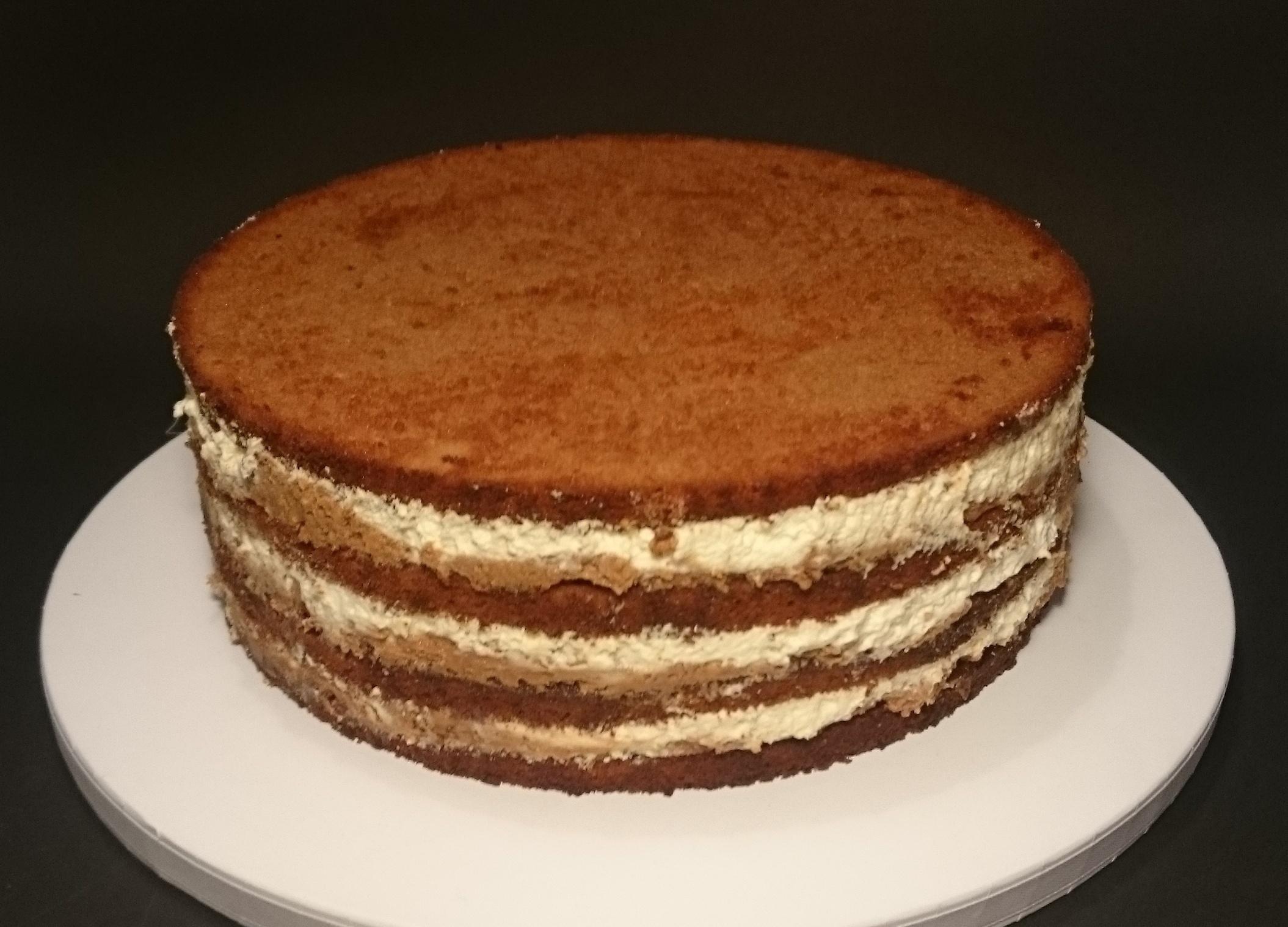 Lieblings Schokoladen-Keks-Torte a la Cake Pirate